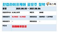 한컴라이프케어 공모주 청약 일정(2021.08.05 ~ 2021.08.06)